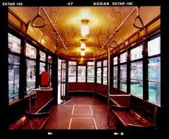Tram, Milan - Italian Color Photography
