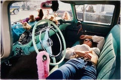 Wendy Resting, Las Vegas - Contemporary American color photography