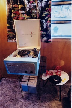 Westinghouse Record Player, Shady Dell Trailer Park, Bisbee, Arizona