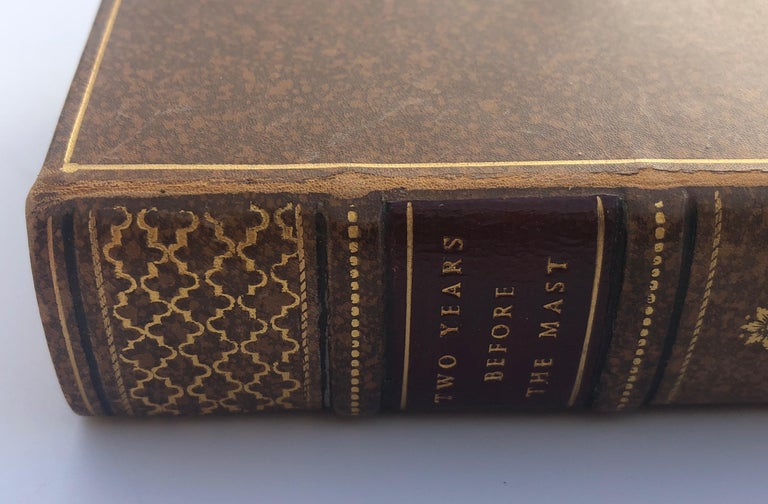 Early Victorian Richard Henry Dana, Two Years Behind the Mast, First Edition, 1840 For Sale