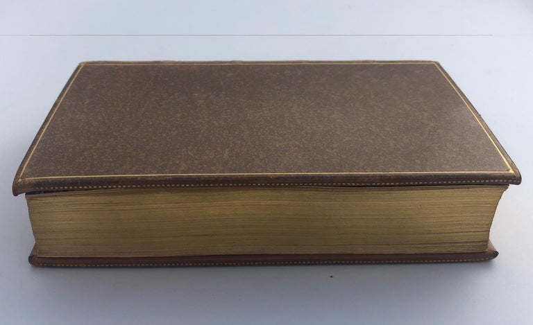 Mid-19th Century Richard Henry Dana, Two Years Behind the Mast, First Edition, 1840 For Sale