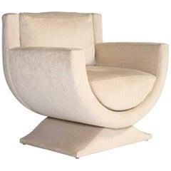 Richard Himmel Upholstered Club Chair