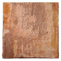 Richard Hirsch Encaustic Painting of Nothing #15, 2011