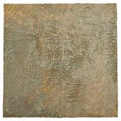 Richard Hirsch Encaustic Painting of Nothing #5B, 2010