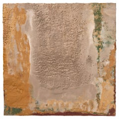 Richard Hirsch Encaustic Painting of Nothing #25, 2011