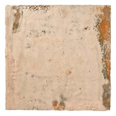Richard Hirsch Encaustic Painting of Nothing #10, 2011