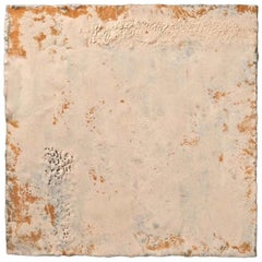 Richard Hirsch Encaustic Painting of Nothing #19, 2011