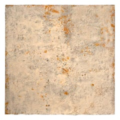 Richard Hirsch Encaustic Painting of Nothing #3L, 2013