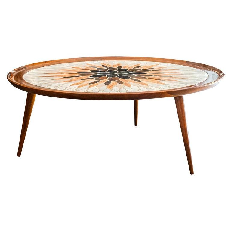 Richard Hohenberg, Coffe Table, circa 1950, USA For Sale