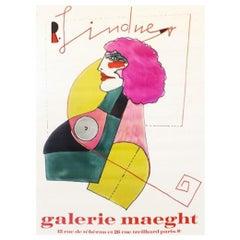 Richard Lindner Galerie Maeght Poster