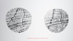 A Double Drawing of a Cornish Slate