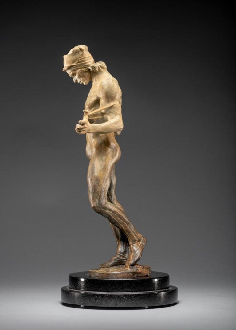Nureyev, Atelier - Contemporary Sculpture by Richard MacDonald