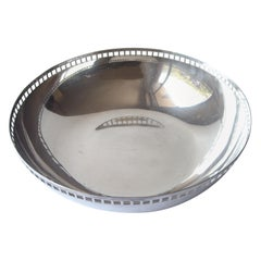 Richard Meier Large Stainless Steel Bowl for Swid Powell