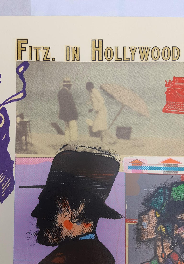 Fitz. in Hollywood For Sale 2