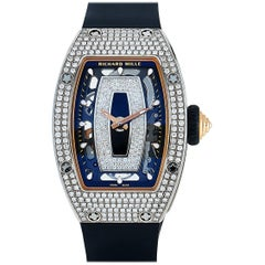Richard Mille Automatic Watch RM 07-01 RG