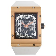 Richard Mille Automatic Winding Extra Flat Watch RM 016