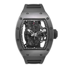 Richard Mille Bubba Watson Grey Boutique Edition Titanium Watch RM055