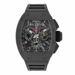 Richard Mille Felipe Massa Titanium Flyback Chronograph RM011 Watch