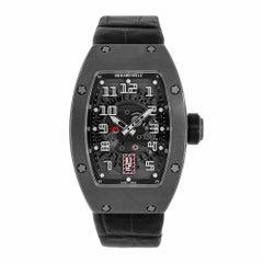 Richard Mille Ladies Black Titanium Watch RM007