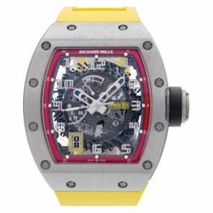 Richard Mille RM 030 RM030, Case, Certified and Warranty