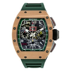 Richard Mille RM011 Le Mans Classic Titanium Flyback Chronograph Watch