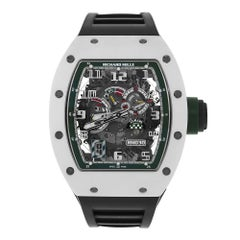 Richard Mille Rm030 Le Mans Classic Limited Edition White Ceramic Watch