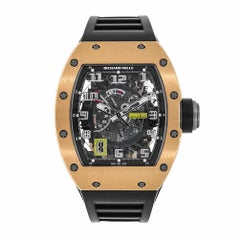 Richard Mille RM030 Rose Gold Automatic with Declutchable Rotor Watch