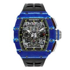 Richard Mille RM11-03 Jean Todt NTPT Carbon Chronograph Men's Watch RM 11-03
