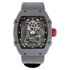 Richard Mille RM27-01 Rafael Nadal Grey Anthracite Polymer Watch RM27-01