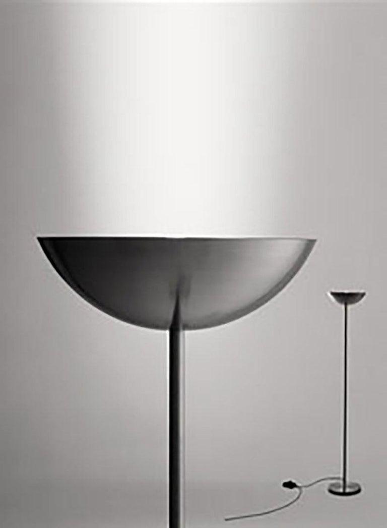 Italian Richard Neutra VDL Stainless Toucher For Sale