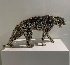 Panther Dentelle by Richard Orlinski - Bronze