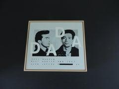 Richard Pettibone, Andy Warhol Most Wanted Man# 11, John Joseph H__Jr, 1963 DADA