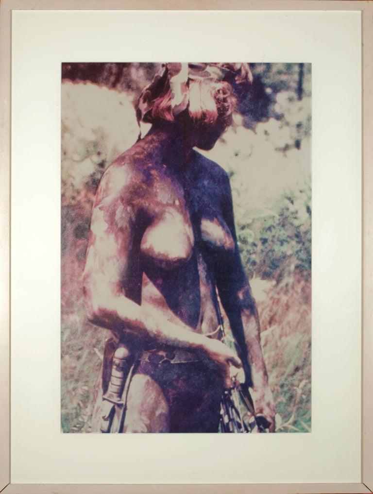 "Richard Prince Figurative Photograph - ""Upstate"""