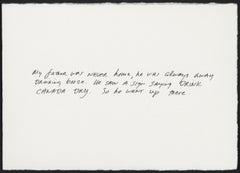 "Richard Prince ""Greeting Cards #3, Canada Dry"""
