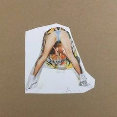 Untitled (de Kooning), Limited Edition Mixed Media, Richard Prince