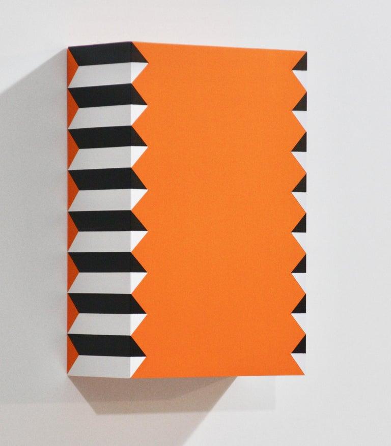 Richard Roth Abstract Painting - Krispy Kreme