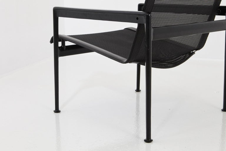 Richard Schultz All Black Garden Lounge Chair from the '1966 Collection' For Sale 2