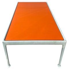Richard Schultz for Knoll 1966 Series Orange Enamel Coffee Table