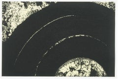 Richard Serra, Paths and Edges #13, Etching, 2007