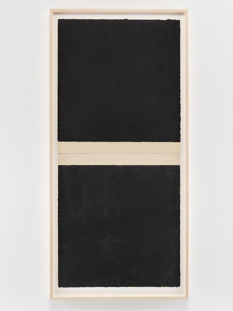 WM III - Print by Richard Serra