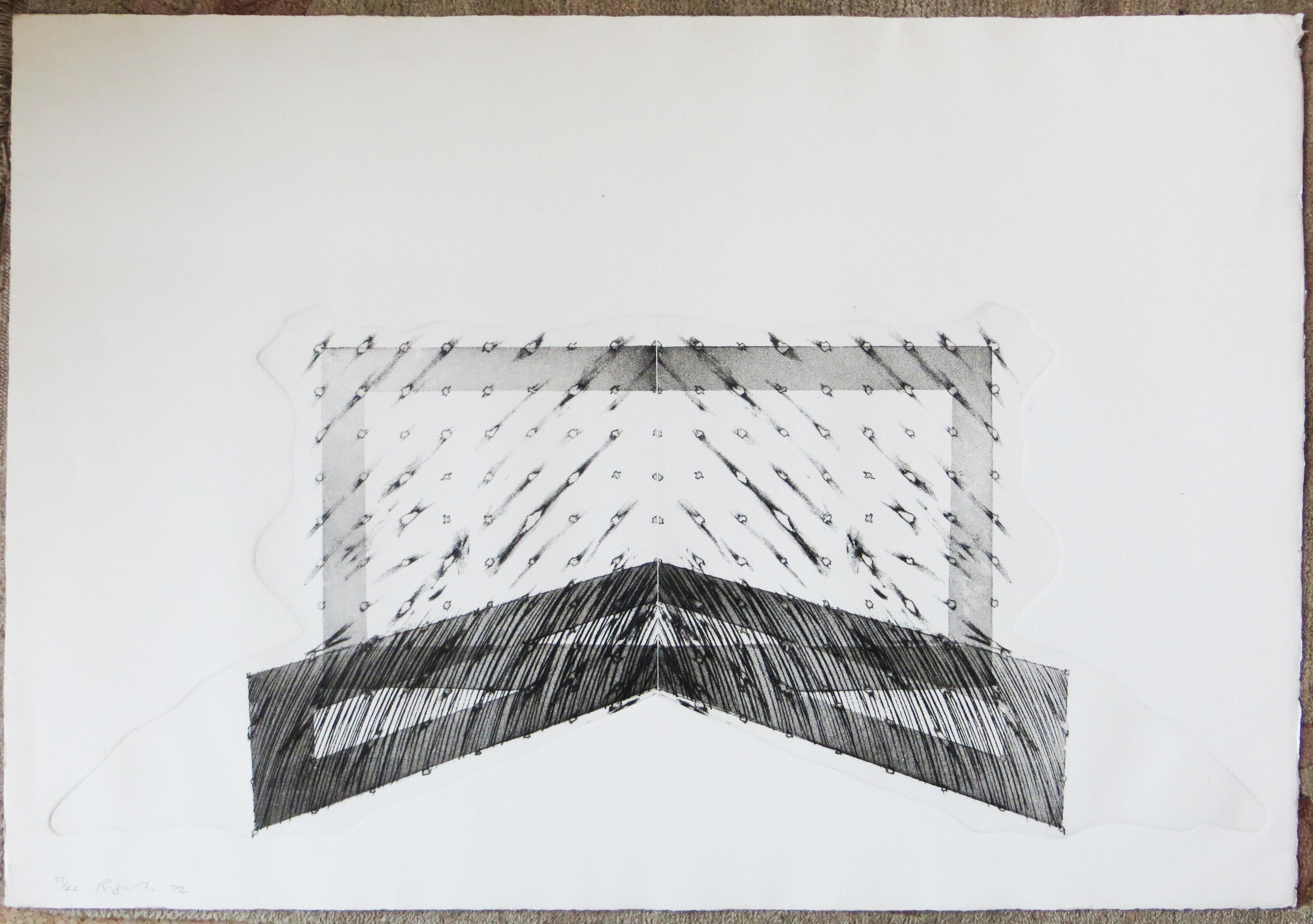 Post-Minimalist Prints and Multiples