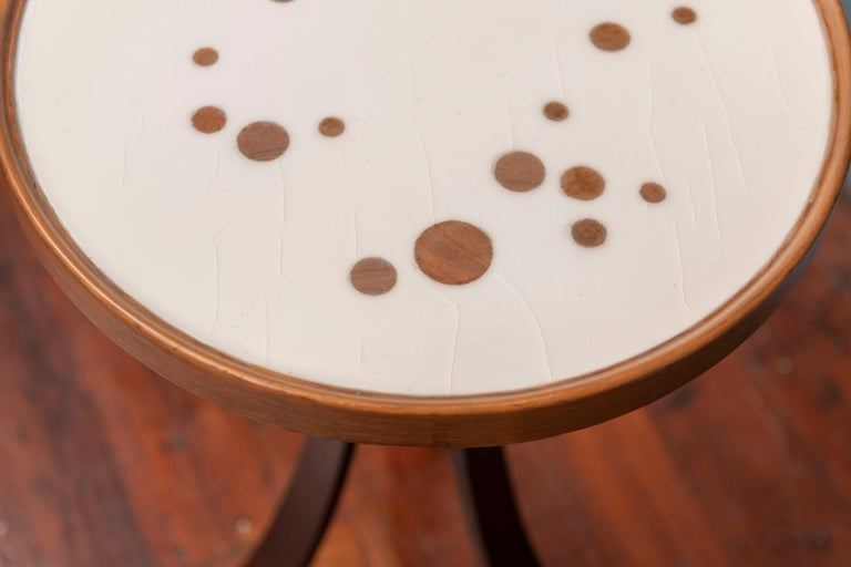 American Richard Sprunger Constellation Table for Dunbar For Sale