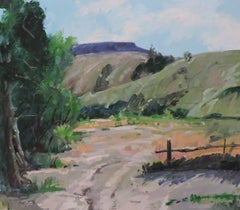 Less Traveled Road, Painting, Oil on Other