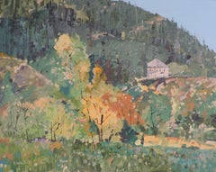 Ranger House, Painting, Oil on Other