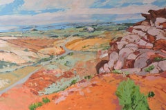 Redland View, Painting, Oil on Other