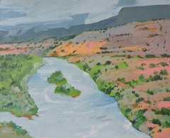 Rio Chama, Painting, Oil on Other