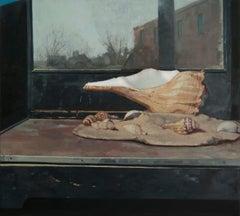 """November Dreams"" - Contemporary American Realist - Still Life - Vermeer"