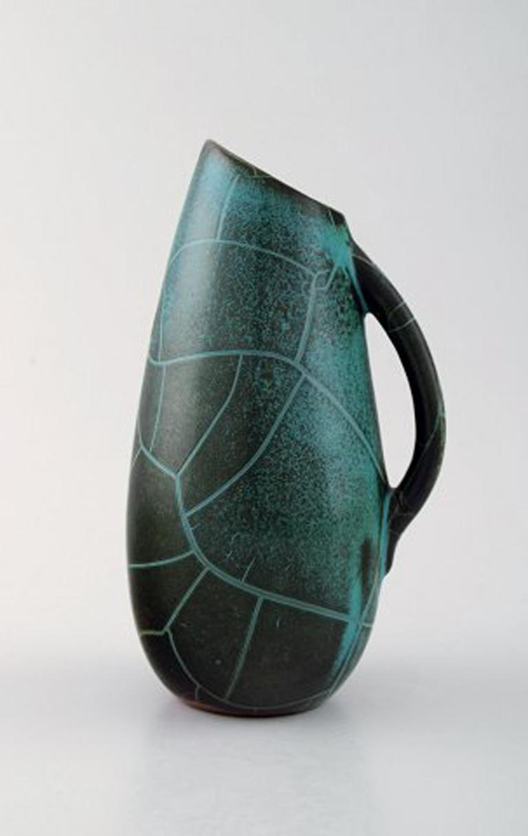 Richard Uhlemeyer, German ceramist.