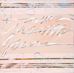 Hillsdale, Aug 14th, Large Oil Painting Richard Weston