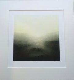 Richard Whadcock, Hill View, Limited Edition Print, Affordable Art
